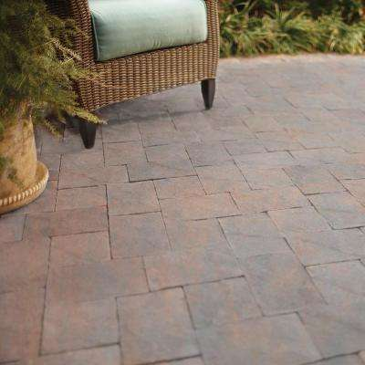 Venetian 8.86 in. L x 5.91 in. W x 1.77 in. H Rectangle Rocky Mountain Concrete Paver (420-Piece/153 sq. ft./Pallet)