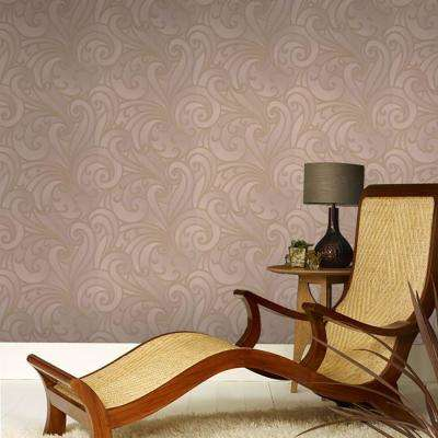 Saville Beige Wallpaper