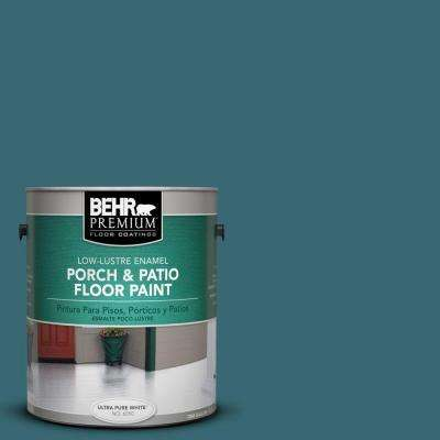 1-Gal. #PFC-50 Mon Stylo Low-Lustre Porch and Patio Floor Paint
