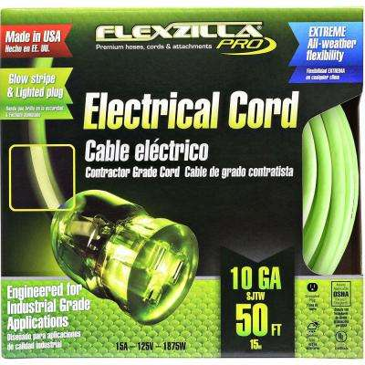 50 ft. 10/3 Extension Cord