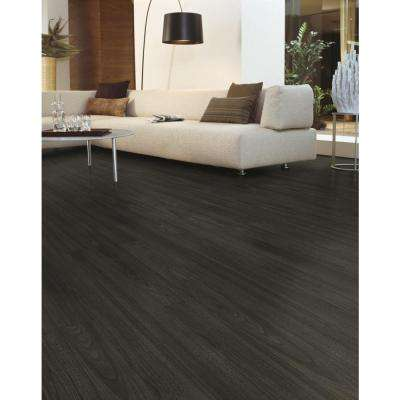 Sunvalley Walnut 12 mm Thick x 4.57 in. Wide x 54.45 in. Length Laminate Flooring (12.09 sq. ft. / case)