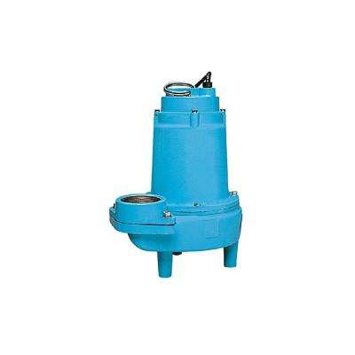 14S Series .5 HP Submersible Sewage Pump-DISCONTINUED