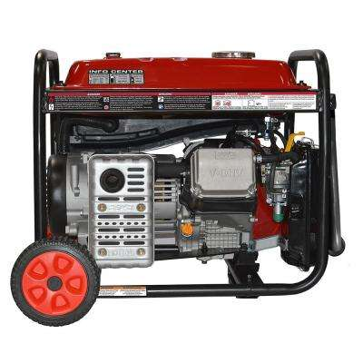 7000-Watt Gasoline Powered Recoil Start Portable Generator