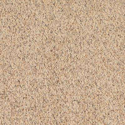Turbo II - Color Dewdrop Texture 12 ft. Carpet