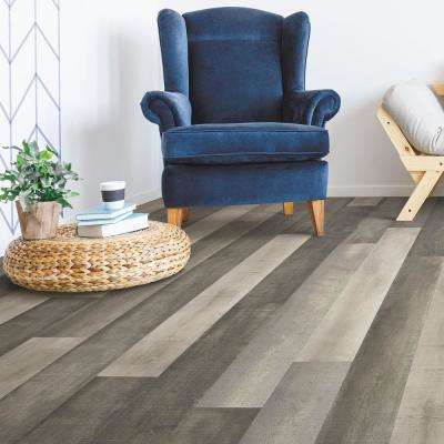 Outlast+ Standout Grey Oak 10 mm Thick x 6-1/8 in. Wide x 47-1/4 in. Length Laminate Flooring (16.12 sq. ft. / case)