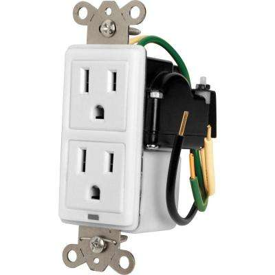 Single Gang In-Wall Surge Protector