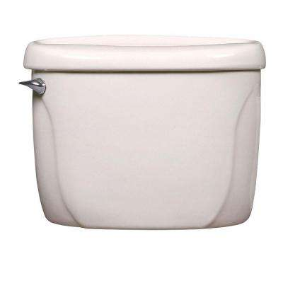 Glenwall Pressure-Assisted 1.6 GPF Toilet Tank in White