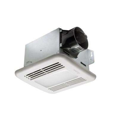 GreenBuilder 80 CFM Ceiling Exhaust Fan with LED Light