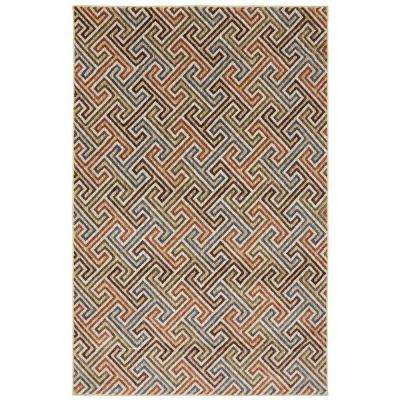 Urban Planner Muslin 8 ft. x 11 ft. Area Rug