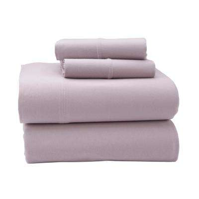 Organic Cotton Jersey Sheet Set