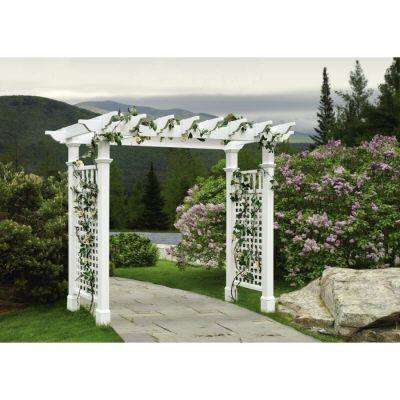 Fairfield Grande Arbor with Trim Kits