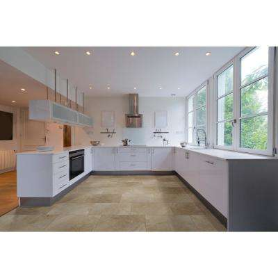 New Diana Reale 12 in. x 24 in. Polished Marble Floor and Wall Tile (10 sq. ft. / case)