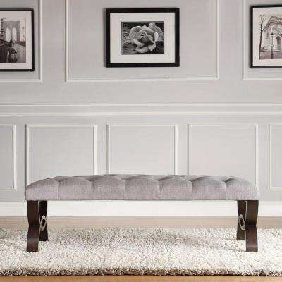 Columbia Grey Bench