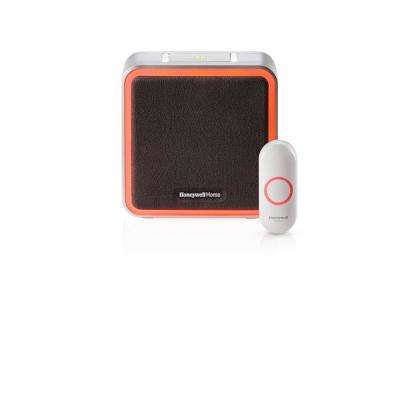 Series 9 Portable Wireless Doorbell with Halo Light and Push Button