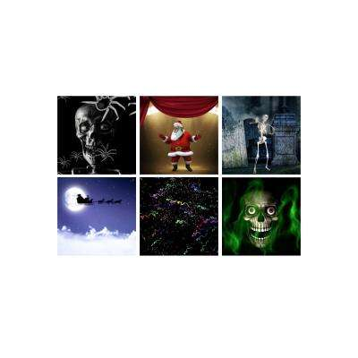 Halloween, Christmas and New Year Videos