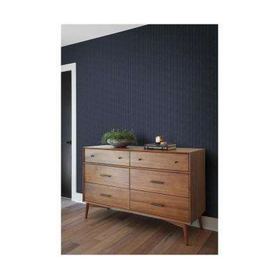 56 sq. ft. Pick-Up Sticks Wallpaper