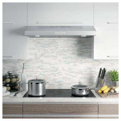 Profile 36 in. Under Cabinet Convertible Range Hood in Stainless Steel