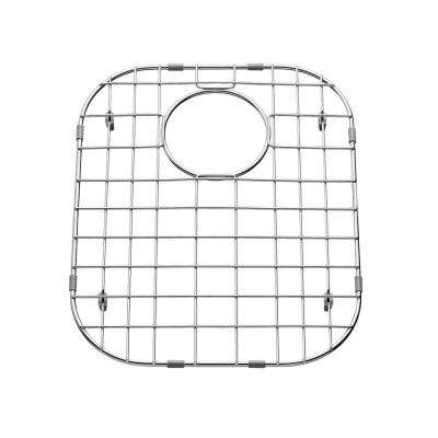 12 in. x 14 in. Kitchen Sink Grid for Portsmouth 31 in. x 20 in. Offset Double Bowl Kitchen Sink in Stainless Steel