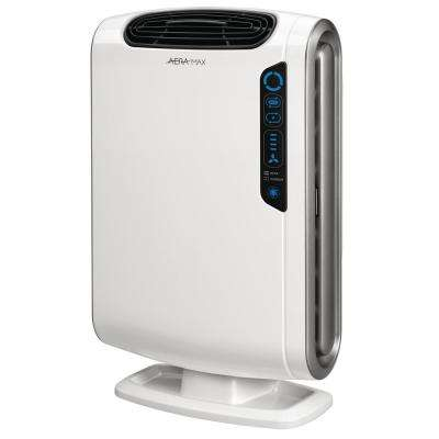 AeraMax DX55 True HEPA Medium Room Air Purifier 400 sq. ft. for Allergies, Asthma and Odor