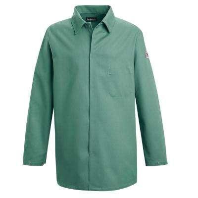 EXCEL FR Men's Visual Green Work Coat