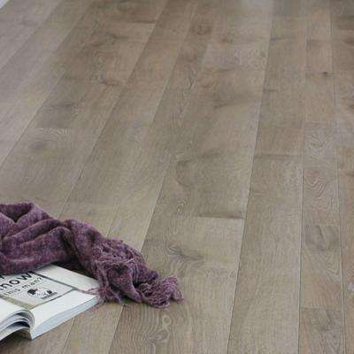 Multi-Width Oak Chateau 8 mm Thick x 16 in. Wide x 47 in. Length Click Lock Laminate Flooring (20.15 sq. ft. / case)