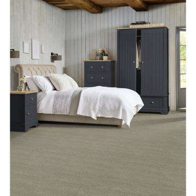 Bays Mountain - Color Creekside Texture 12 ft. Carpet