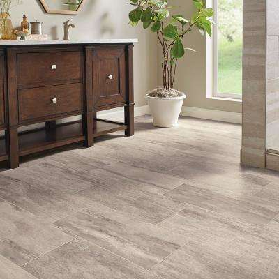 CushionStep Better w/ Diamond 10 Technology 12 ft. Width x Custom Length Solar Morning Residential Vinyl Sheet Flooring