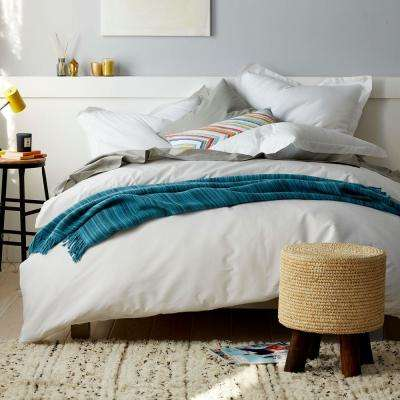 Organic Percale 200-Thread Count Sham