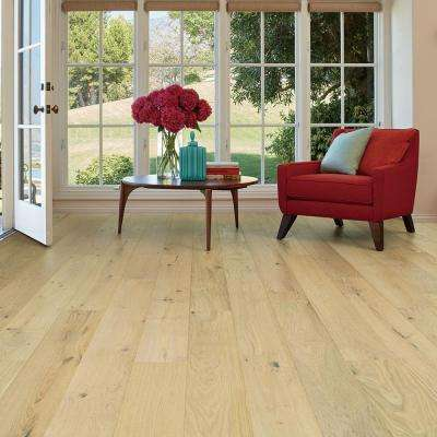 French Oak Mavericks 3/8 in. Thick x 6-1/2 in. Wide x Varying Length Click Lock Hardwood Flooring (23.64 sq. ft. / case)