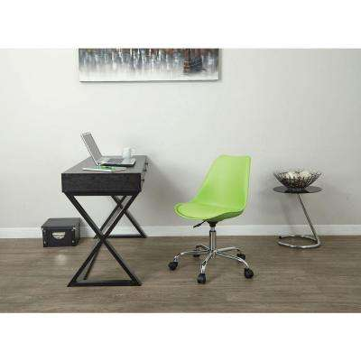 Emerson Poly Student Office Chair in Green