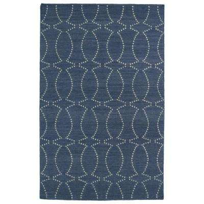 Glam Grey 3 ft. 6 in. x 5 ft. 6 in. Area Rug