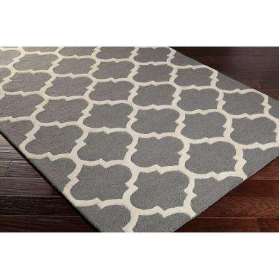 Pollack Stella Gray 2 ft. x 3 ft. Indoor Area Rug