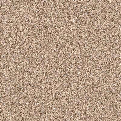 Deermont Rushmore Texture 18 in. x 18 in. Carpet Tile (10 Tiles/Case)
