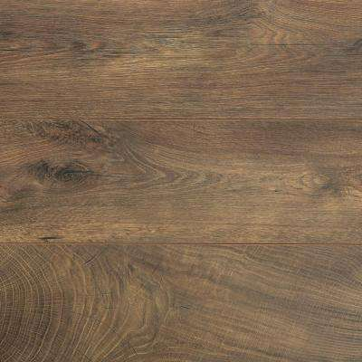 Pinecliff Oak 12 mm Thick x 6-1/4 in. Wide x 54-7/16 in. Length Laminate Flooring (16.57 sq. ft. / case)