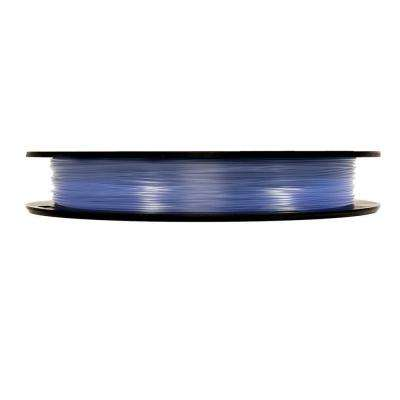 2 lbs. Large Translucent Blue PLA Filament