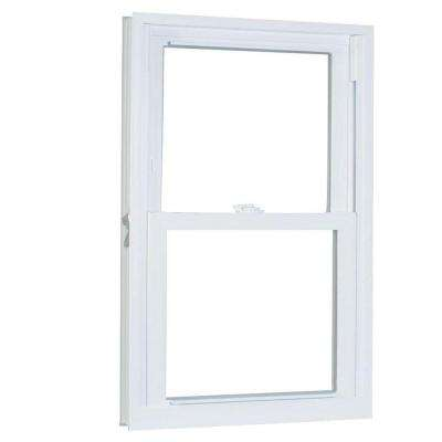 27.75 in. x 53.25 in. 70 Series Pro Double Hung  Vinyl Window