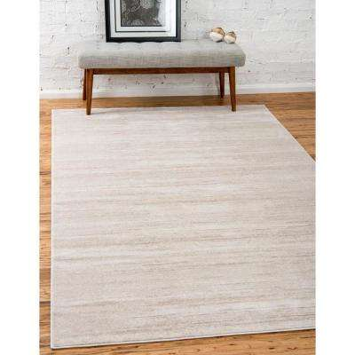 Uptown Collection by Jill Zarin™ Madison Avenue Beige 9' 0 x 12' 0 Area Rug