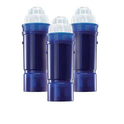 Ultimate Lead Reducing Replacement Filter for PUR Pitchers (3-Pack)
