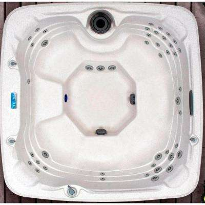 Coronado Rock Solid Series 7-Person Spa with 40 Jets Includes Free Delivery
