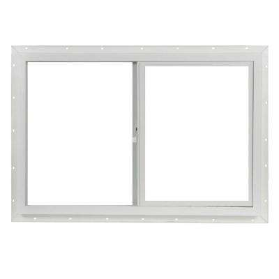 Utility Sliding Vinyl Window – Insulated Glass
