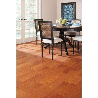 Brasstown Oak 8 mm Thick x 8-1/8 in. Wide x 47-5/8 in. Length Laminate Flooring (21.36 sq. ft. / case)
