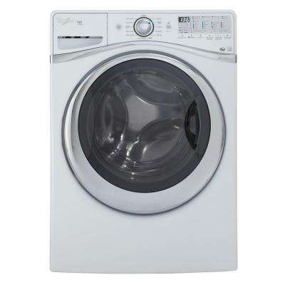 Duet 4.3 cu. ft. High-Efficiency Front Load Washer with Steam in White, ENERGY STAR-DISCONTINUED