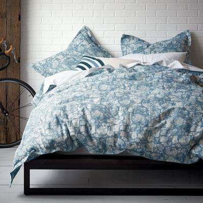 Bluestone Blue Duvet Cover
