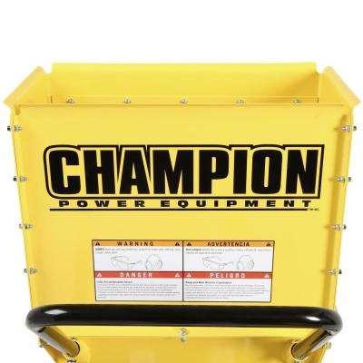 3 in. 338 cc Gas-Powered Chipper Shredder