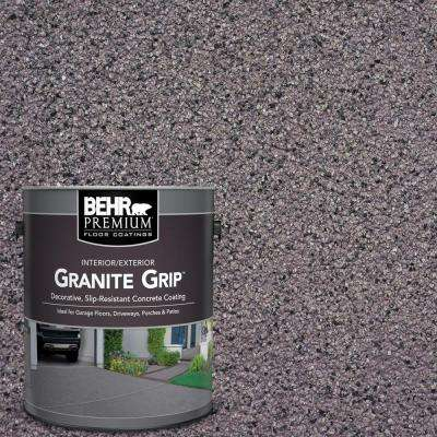 1 gal. #GG-04 Royal Pearl Decorative Concrete Floor Coating