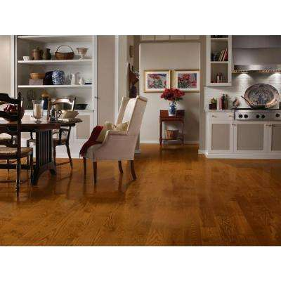 American Originals Copper Dark Red Oak 3/4 in. T x 2-1/4 in. W x Varying L Solid Hardwood Flooring (20 sq. ft. /case)