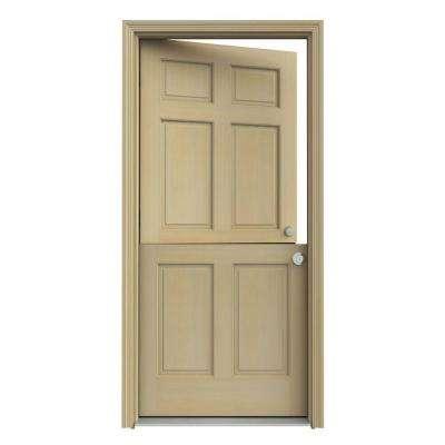 Dutch Front Doors Exterior Doors The Home Depot