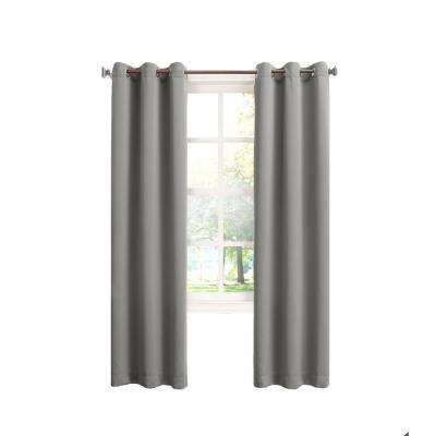 Sun Zero Tovi Room Darkening Curtain Panel