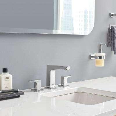 Tallinn 8 in. Widespread 2-Handle Bathroom Faucet in StarLight Chrome