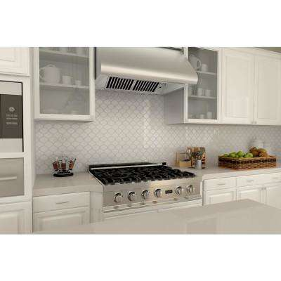 ZLINE 36 in. 1000 CFM Under Cabinet Range Hood in Stainless Steel